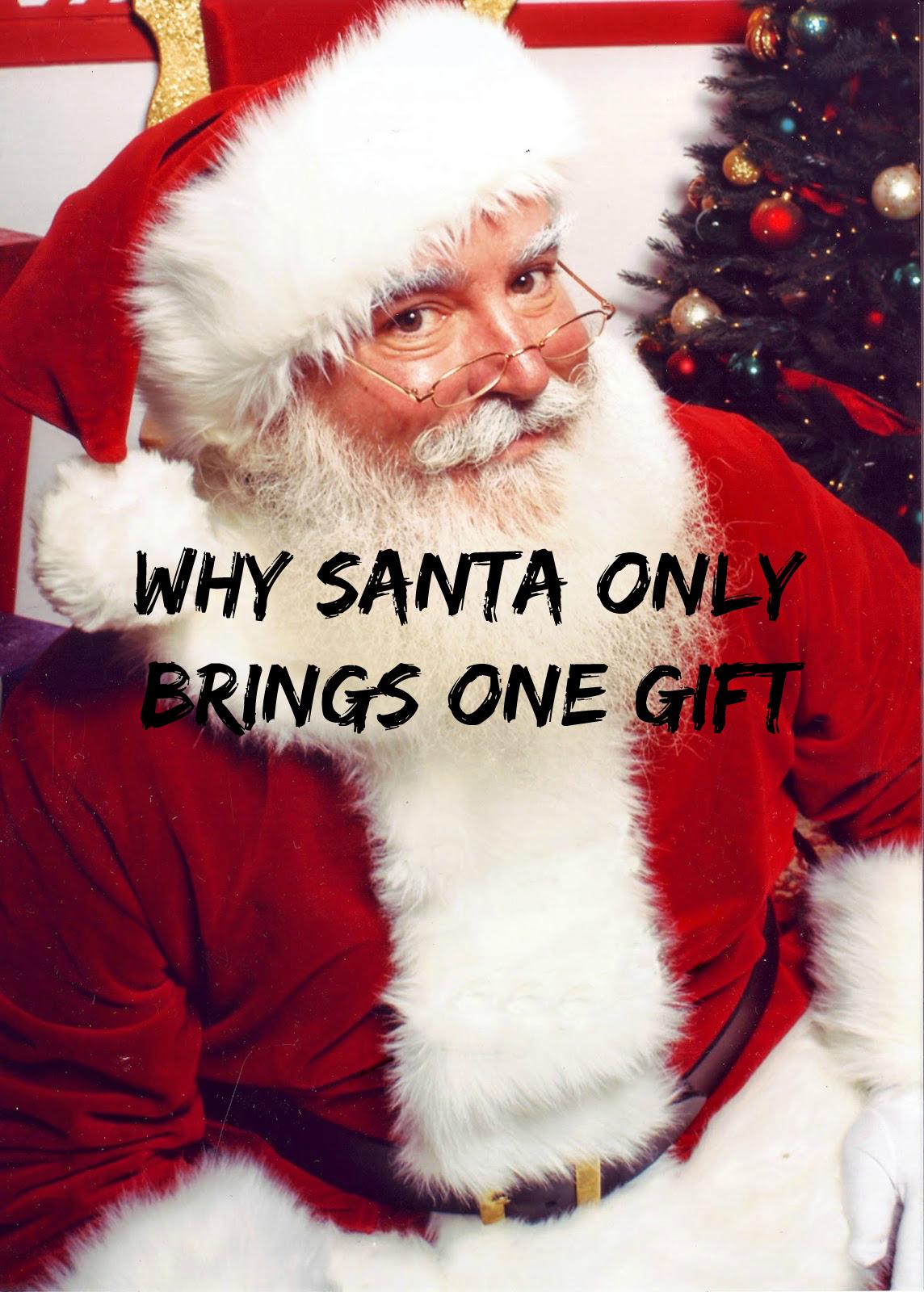 santa 1 - What To Do Christmas Day