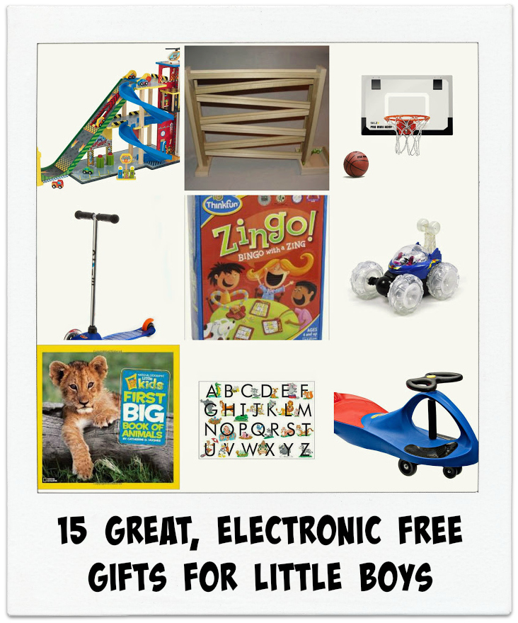 Great Christmas Toys For Boys : Great gifts for little boys no electronics brooke
