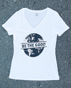 be the good shirt
