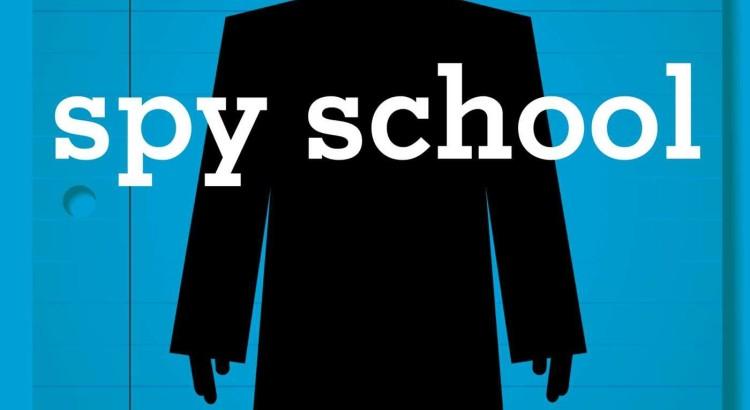 Spy School Book Cover : Boys book review spy school brooke romney writes