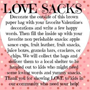 Love Sacks