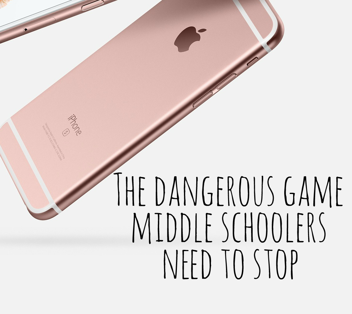 The Dangerous Game Middle Schoolers Need To Stop Brooke Romney Writes