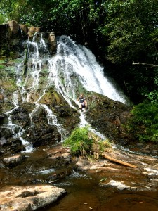 Waipo falls