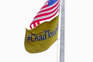chad tough flag
