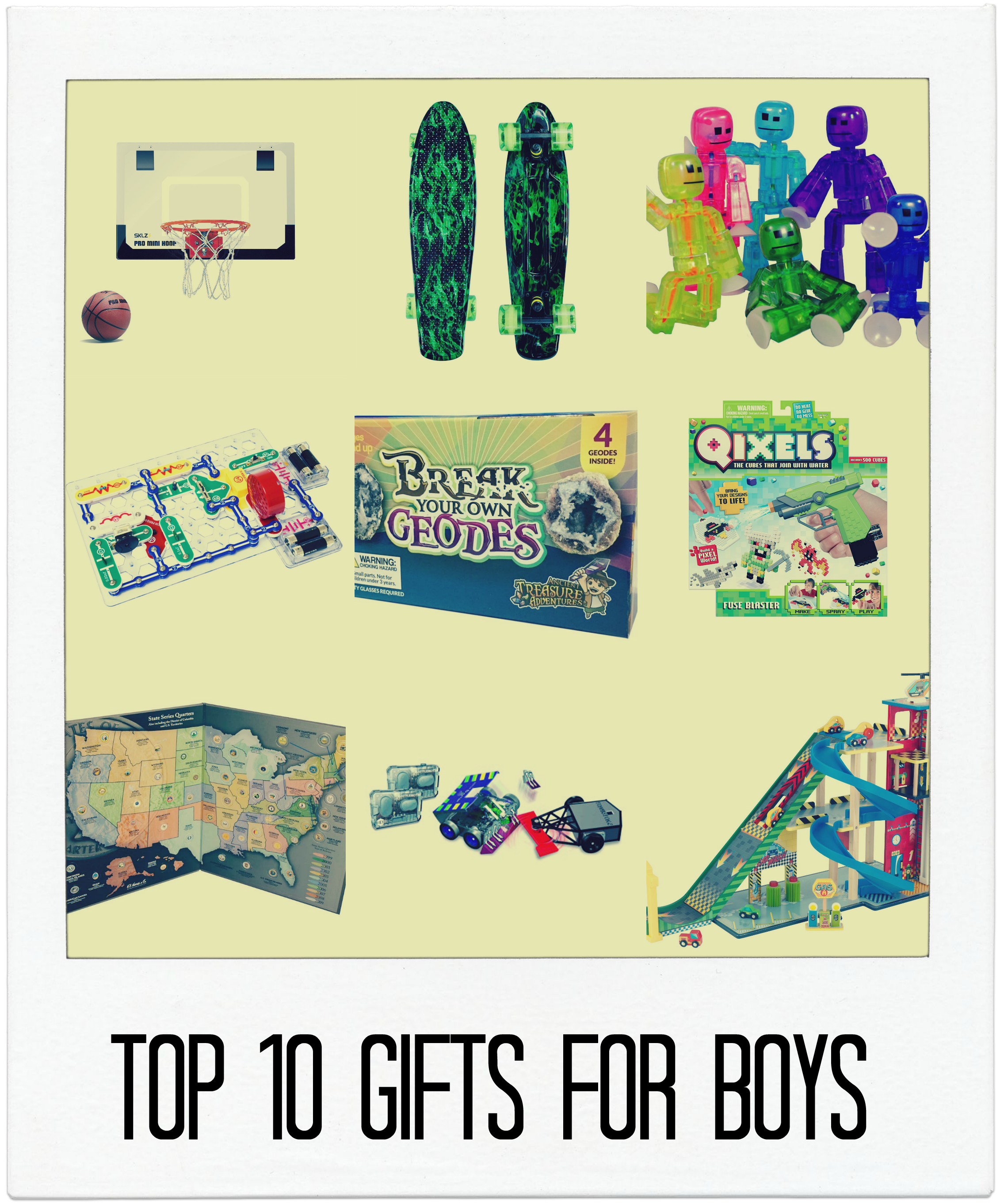 Top Ten Christmas Toys Boys : Top ten gifts for boys this christmas brooke romney writes