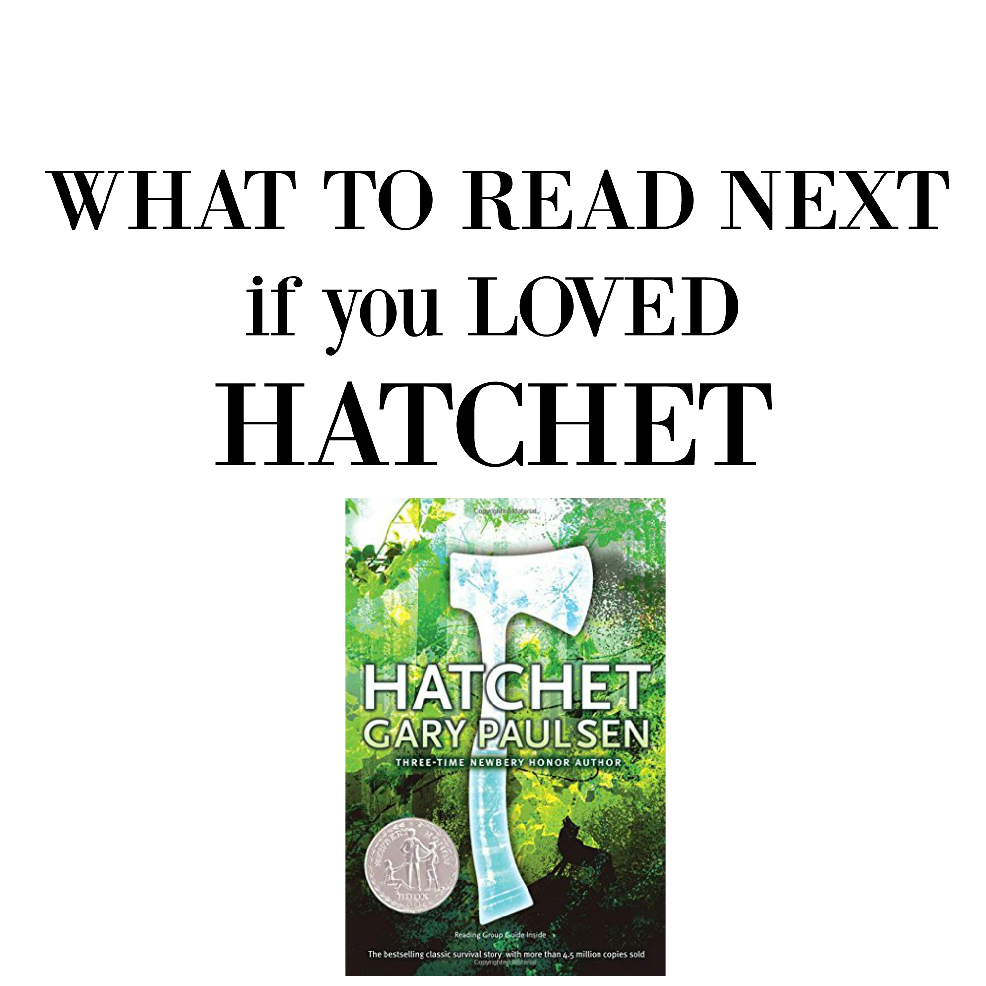 If A Serious Adventure Of Survival And Outdoor Mystique Is Your Favorite Kind Story Hatchet Tops List Check Out These Other Engrossing Tales