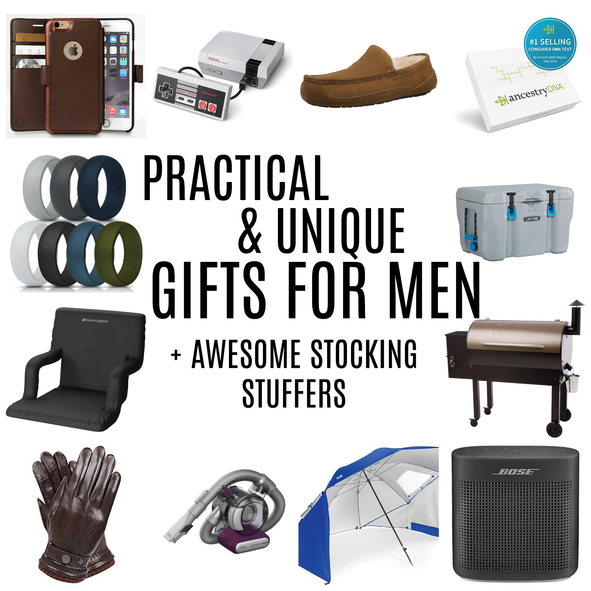 Great Practical Gifts And Stocking Stuffers For Men Brooke Romney