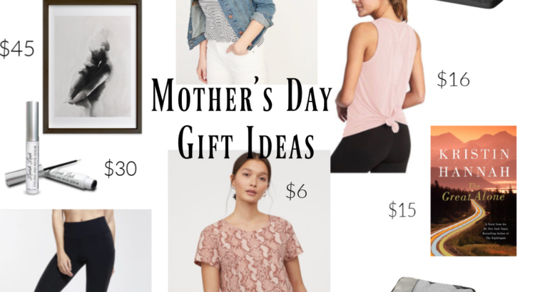 d4467195 Gifts for the Women In Your Life this Mother's Day – Brooke Romney ...
